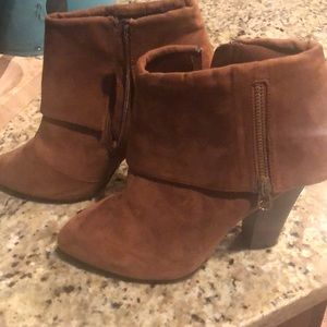 Cupid women's booties
